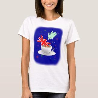 Chá APH-Inglês Camiseta