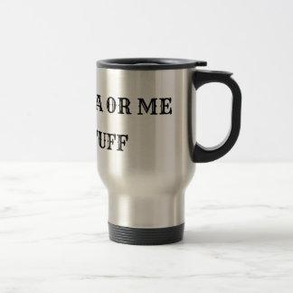 Chá ou mim do café caneca térmica