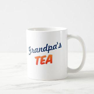Chá útil um vovô da caneca do açúcar