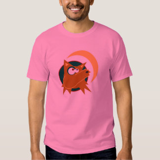 chacal engraçado do urro tshirts