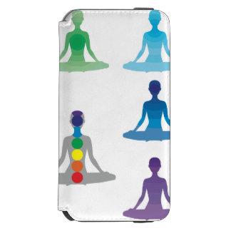 Chakra 7 colore lótus da ioga do iogue do prana do