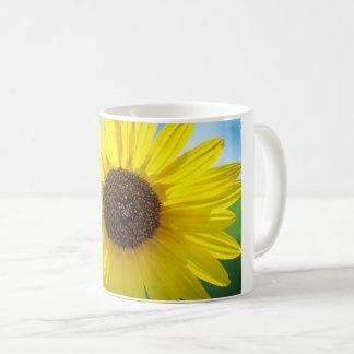 Chama da manhã caneca de café