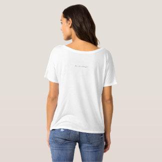 """CHAMADA das MULHERES a """"MEU branco do AGENTE"""" - Camiseta"""