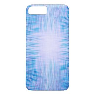Chamas azuis capa iPhone 7 plus