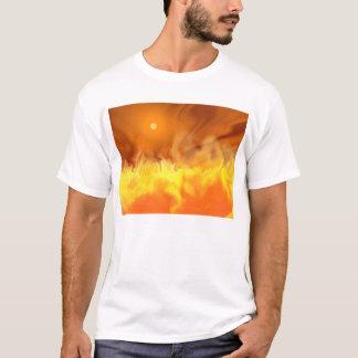 Chamas Camiseta