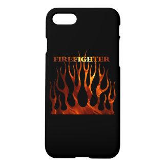 Chamas tribais do sapador-bombeiro capa iPhone 7