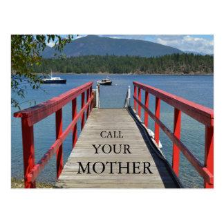 """""""Chame cartão da sua mãe"""""""