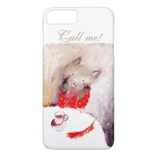 Chame-me! Capa iPhone 7 Plus