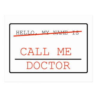 Chame-me doutor cartão