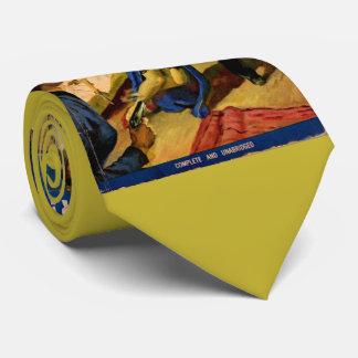 Chame-me laço da novidade do cobrir da ficção da gravata