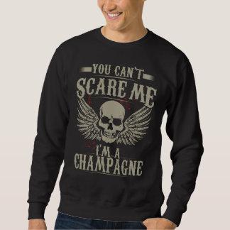 CHAMPANHE da equipe - camiseta do membro de vida