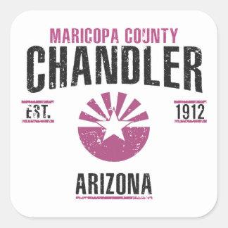 Chandler Adesivo Quadrado