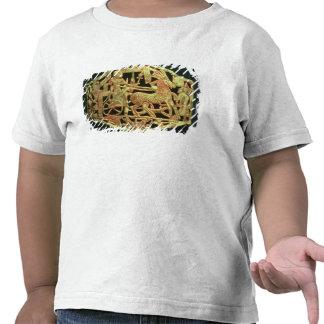 Chapa ou curvatura a céu aberto camisetas