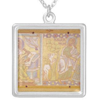 Chapa que descreve St Mark Bijuterias Personalizadas