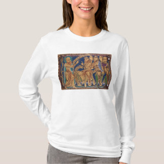 Chapa que descreve St Paul Camiseta