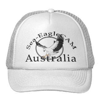 Chapéu 1 do logotipo do Mar-EagleCAM Boné