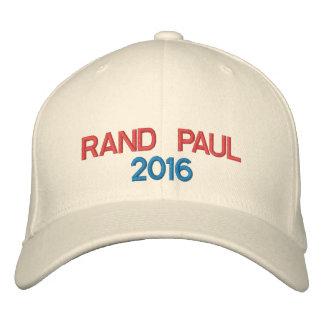Chapéu 2016 de Paul da margem Boné Bordado