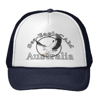 Chapéu 2 do logotipo do Mar-EagleCAM Boné