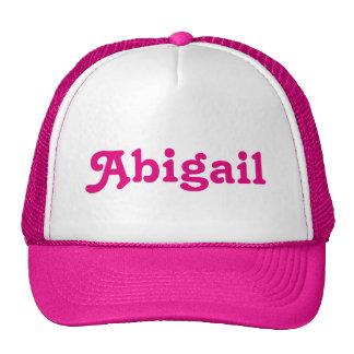 Chapéu Abigail Boné