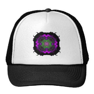 Chapéu abstrato boné
