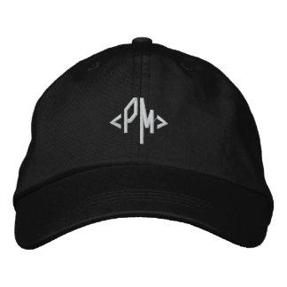 Chapéu ajustável criativo boné bordado