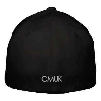 Chapéu ajustável do logotipo de CMUK Boné Bordado