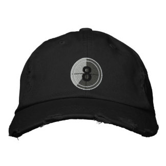 Chapéu ajustável personalizado contagem regressiva boné bordado
