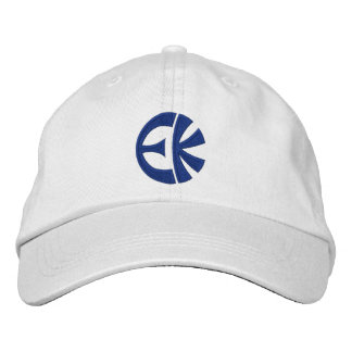 Chapéu ajustável personalizado ECK Boné Bordado