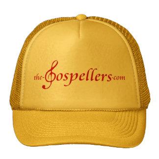 Chapéu amarelo de Gospellers Bonés