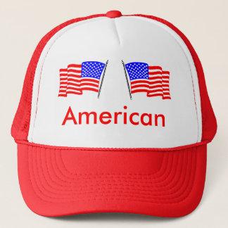 Chapéu americano boné