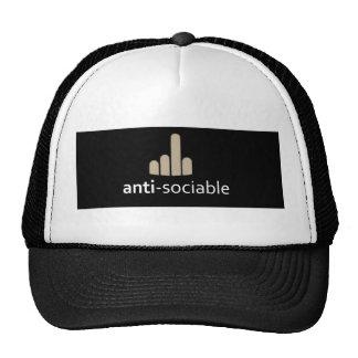 Chapéu Anti-Sociável Boné