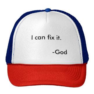 Chapéu atraente, inspirado boné