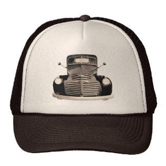 Chapéu/boné antigos do estilo do basebol do boné