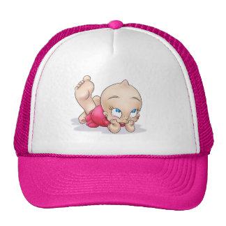 chapéu bonito da menina dos desenhos animados boné