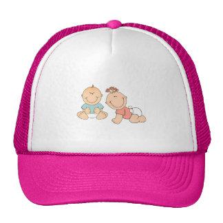 Chapéu bonito do bebê boné
