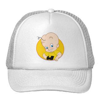 chapéu bonito dos desenhos animados boné