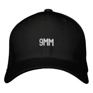 chapéu bordado 9mm boné