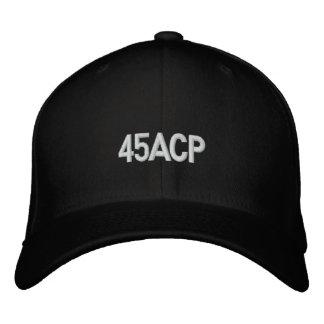 chapéu bordado anno de 45 acp boné bordado