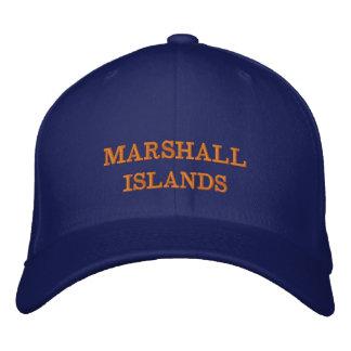 Chapéu bordado boné de lãs de Flexfit das ilhas de