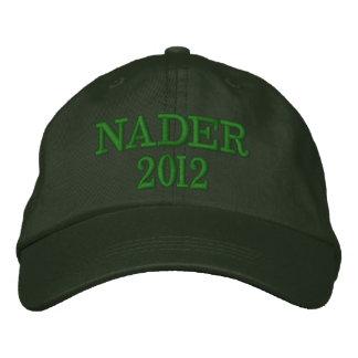 Chapéu bordado de Nader 2012 Boné