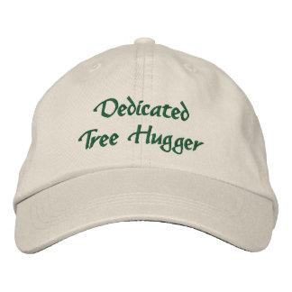 Chapéu bordado Hugger dedicado da árvore Boné Bordado