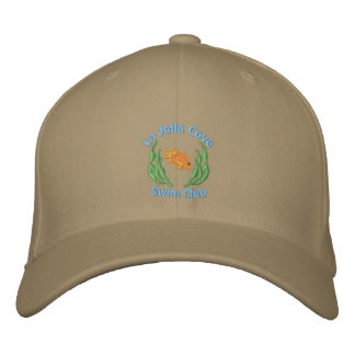 Chapéu bordado LJCSC do logotipo Boné Bordado