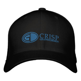 Chapéu bordado torrado do logotipo do design boné bordado