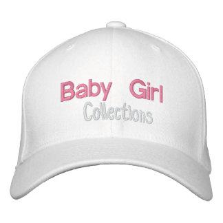 Chapéu cabido bebé boné bordado