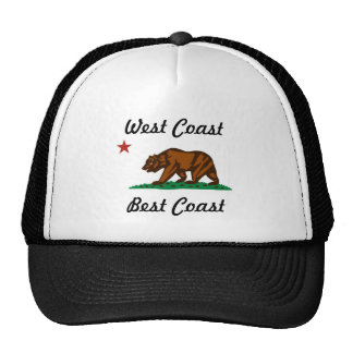 Chapéu californiano bonés