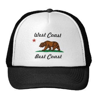 Chapéu californiano boné