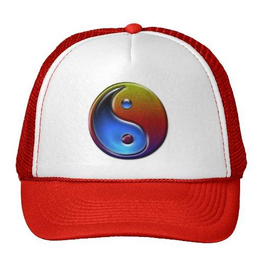 Chapéu clássico de Yin Yang Bonés