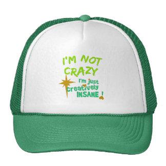 Chapéu criativa insano boné