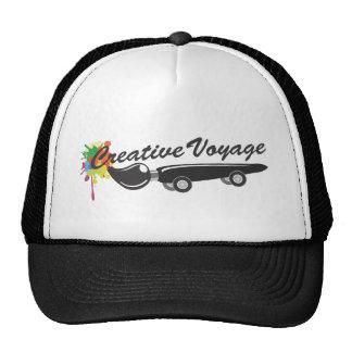 Chapéu criativo do camionista da viagem bones