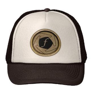 Chapéu da abertura boné